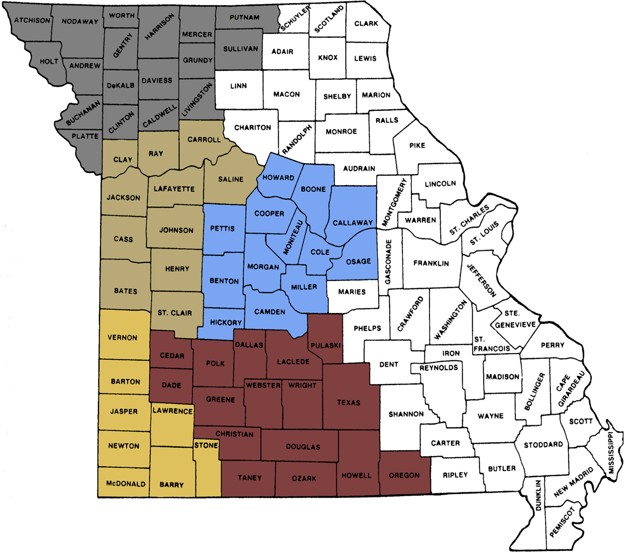 Jurisdiction | Western District of Missouri